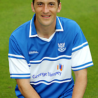 St Johnstone Photocall 2006-07<br />Paul Sheerin<br /><br />Picture by Graeme Hart.<br />Copyright Perthshire Picture Agency<br />Tel: 01738 623350  Mobile: 07990 594431