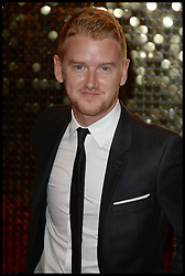 Connor McIntyre attends the British Soap Awards 2014 at the Hackney Empire, London, United Kingdom. Saturday, 24th May 2014. Picture by Andrew Parsons / i-Images