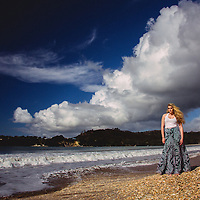 coromandel beach portraits whitianga make up by nz make up girl make up by blac photography by felicity jean photography models lilli and eden
