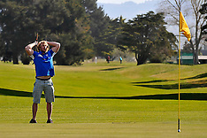 Gisborne-Rugby, RWC, Namibians play golf