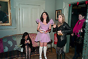 GIA MILLS; XANTHE MILTON; SOPHIE HARLEY, Xanthie Milton / Cookie Girl Book Launch 'Eat Me'<br /> at Paradise by way of Kensal Green London. 2 March 2010<br /> GIA MILLS; XANTHE MILTON; SOPHIE HARLEY, Xanthie Milton / Cookie Girl Book Launch 'Eat Me'<br /> at Paradise by way of Kensal Green London. 2 March 2010 *** Local Caption *** -DO NOT ARCHIVE-© Copyright Photograph by Dafydd Jones. 248 Clapham Rd. London SW9 0PZ. Tel 0207 820 0771. www.dafjones.com.
