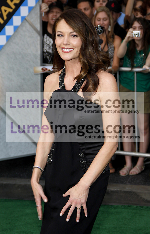 HOLLYWOOD, CA - SEPTEMBER 30, 2010: Diane Lane at the Los Angeles premiere of 'Secretariat' held at the El Capitan Theater in Hollywood, USA on September 30, 2010.