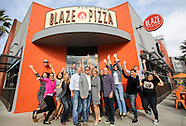 Executives of Blaze Pizza
