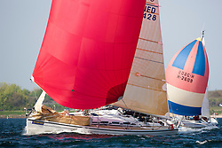 Van Uden Reco regatta 19-4-2014, Stellendam, The Netherlands