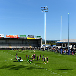 Exeter Chiefs Sandy Park Open Day