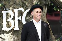 Mark Rylance, The BFG - UK film premiere, Leicester Square Gardens, London UK, 17 July 2016, Photo by Richard Goldschmidt