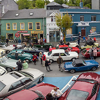 REPRO FREE<br /> One the most exciting and spectacular weekends on the Kinsale events is The Blue Haven Kinsale Vintage Rally. Over 100 amazing Vintage cars are on display in this stitched panorama of Kinsale over the weekend.<br /> Picture. John Allen<br /> <br /> Kinsale Vintage Rally Weekend 2017