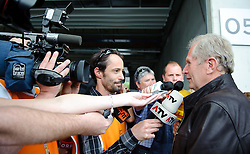 14.05.2011, Red Bull Ring, Spielberg, AUT, RED BULL RING, SPIELBERG, EROEFFNUNG, im Bild Dr. Helmut Marko, (Red Bull Racing) // during the official Opening for the Red Bull Circuit in Spielberg, Austria, 2011/05/14, EXPA Pictures © 2011, PhotoCredit: EXPA/ S. Zangrando