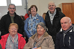 Pictured at the official opening of Mayo Mountain Rescue's headquarters at Pinewoods Westport last week were Celina O'Connell, Maureen Johnson and Francis Hughes, Standing Noel O'Connell with Nancy and Dessie McNally.<br /> Pic Conor McKeown