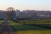 Images taken around Bruisyard Hall, near Framlingham, Suffolk