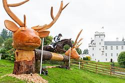 Auffarth Sandra, (GER), Opgun Louvo<br /> Longines FEI European Eventing Chamionship 2015 <br /> Blair Castle<br /> © Hippo Foto - Jon Stroud