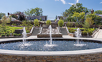 Exterior image of the Flats at Bethesda in Maryland by Jeffrey Sauers of Commercial Photographics, Architectural Photo Artistry in Washington DC, Virginia to Florida and PA to New England