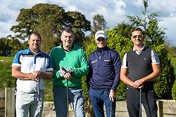 Team CPS take part in the annual Bristol Rovers Golf Day - Rogan Thomson/JMP - 10/10/2016 - GOLF - Farrington Park - Bristol, England - Bristol Rovers Golf Day.