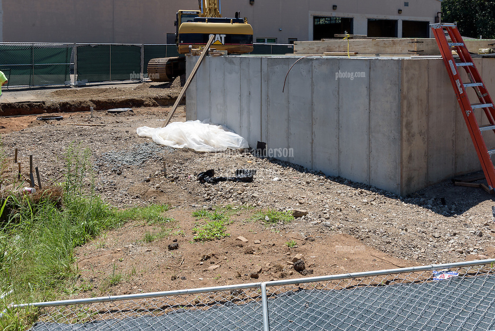 CT-DOT Project No. 173-456 East Haven Repair Facility Tank Replacement. Progress Photo Documentation on 27 July 2016. One of 30 Images of Both Locations captured this Submission.
