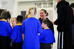 General views as kids take part in Day One of the Bristol Sport Foundation Week of Sport - Ryan Hiscott/JMP - 30/04/2019 - SPORT - Ashton Gate Stadium - Bristol, England - Bristol Bears Community Foundation Camp