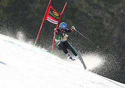 SIMONCELLIDavide of Italy competes during 10th Men's Slalom - Pokal Vitranc 2014 of FIS Alpine Ski World Cup 2013/2014, on March 8, 2014 in Vitranc, Kranjska Gora, Slovenia. Photo by Matic Klansek Velej / Sportida