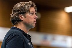 06-05-2017 NED: Finale play off Sliedrecht Sport - VC Sneek, Sliedrecht<br /> Sliedrecht is Nederlands kampioen 2016-2017 / Assistent coach Bert Brands of Sneek