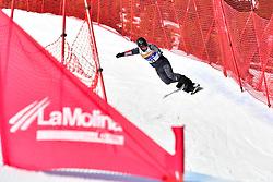 MAYRHOFER Patrick, SB-UL, AUT, Snowboard Cross at the WPSB_2019 Para Snowboard World Cup, La Molina, Spain