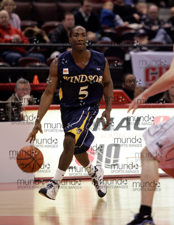 CIS Basketball Champioships-Ottawa, March 20, 2010, Windsor Lancers-Monty Hardware