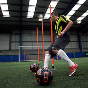 The Nike Cup, Manchester Soccer Dome,  UK.