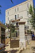 Israel, Lower Galilee, Nazareth. Casa Nova a pilgrims hostel