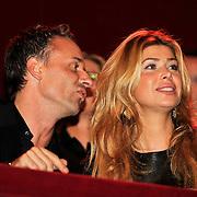 NLD/Amsterdam/20101102- Feestavond viering 50ste verjaardag Rene Froger, Erik Kusters en Estelle Gullit - Cruijff