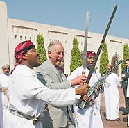 Prince Charles & Camilla - Royal Visit Oman2016-2