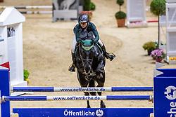 Von Bormann Ine, GER, Rahmannshof Black Pearl<br /> Grand Prix <br /> Braunschweig - L&ouml;wenclassics 2019<br /> &copy; Hippo Foto - Stefan Lafrentz