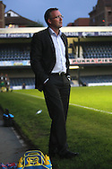 Picture by Paul Chesterton/Focus Images Ltd.  07904 640267.28/7/11 .Norwich City Manager Paul Lambert during a pre season friendly at Roots Hall Stadium, Southend...
