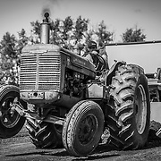 Millarville Fair - Tractor Pull