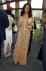 Actress and model VERONICA WEBB at the annual Serpentine Gallery Summer Party co-hosted by Jimmy Choo shoes held at the Serpentine Gallery, Kensington Gardens, London on 30th June 2005.<br /><br />NON EXCLUSIVE - WORLD RIGHTS