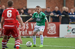 RHOSYMEDRE, WALES - Sunday, May 5, 2019: The New Saints' Jamie Mullan during the FAW JD Welsh Cup Final between Connah's Quay Nomads FC and The New Saints FC at The Rock. (Pic by David Rawcliffe/Propaganda)