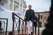 MARIO TESTINO, Marc Quinn opening. Venice. Venice Bienalle. 28 May 2013