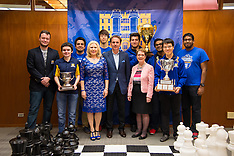 Chess Championship Celebration