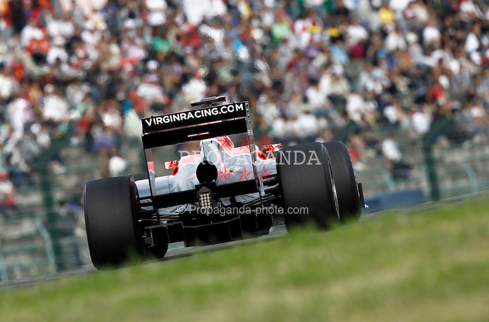 Motorsports / Formula 1: World Championship 2010, GP of Japan, 24 Timo Glock (GER, Virgin Racing),