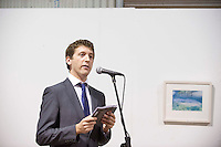 It was a season of firsts that Music for Galway&rsquo;s new artistic director, international concert pianist Finghin Collins unveiled at the Shed at Galway Docks on Monday night. At this unusual venue, he presented an exciting programme that includes a great variety of musical delights to intrigue and attract devoted music-lovers and newcomers alike for the MUSIC FOR GALWAY 33RD  SEASON.  <br /> <br /> Music for Galway have honoured Finghin&rsquo;s predecessor Jane O&rsquo;Leary by commissioning her to write a solo piano piece which will be premiered by Korean pianist Ah Ruem Ahn on November14th.  There is also the Irish premiere, on October 30th, of Ian Wilson&rsquo;s &ldquo;The Little Spanish Prison&rdquo; by David Cohen and Sasha Grynyuk. Both composers will be present to introduce their works on the night. Picture:Andrew Downes.
