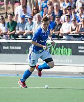 UTRECHT - Ties Ceulemans (Kampong)   tijdens   de finale van de play-offs om de landtitel tussen de heren van Kampong en Amsterdam (3-1). Kampong kampioen van Nederland. COPYRIGHT  KOEN SUYK
