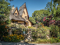 The Witch's House, Beverley Hills, Los Angeles