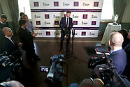 England Ashes Pre-Departure Press Conference - Lords - 27 October 2017