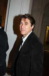 Singer BRYAN FERRY at the opening of the second annual Photo-London exhibition at The Royal Academy, Burlington Gardens, London on 18th May 2005.<br /><br />NON EXCLUSIVE - WORLD RIGHTS