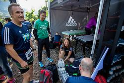 Project Priprave na Ljubljanski maraton at Soca Outdoor Festival 2017 on July 1, 2017 in Tolmin, Slovenia. Photo by Urban Urbanc / Sportida