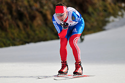at the 2014 IPC Nordic Skiing World Cup Finals - Sprint