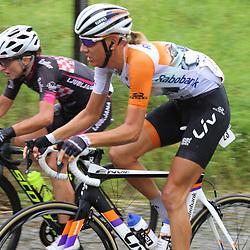 21-07-2016: Wielrennen: Thueringen Rundfahrt vrouwen: Gera <br />GERA (DLD) wielrennen  <br />Moniek Tenniglo
