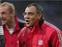 Fotball. 23. oktober 2004, <br /> Bundesliga Hansa Rostock - FC Bayern München<br />  Felix Magath Trainer FC Bayern München