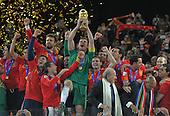 Final - The Netherlands v Spain