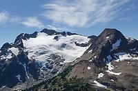 Cayoosh Mountain elevation: 2561 meters, 8402 feet, Coast Mountains British Columbia