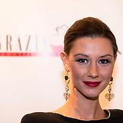NLD/Amsterdam/20130923 - Grazia Red Carpet Awards 2013, Danielle Frederiks - van Aalderen