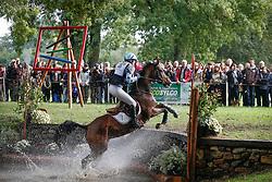 Bleekman Janou (NED) - Granite Lady<br /> FEI World Championship Young Eventing Horses <br /> Mondial du Lion - Le Lion d'Angers 2013<br /> © Dirk Caremans