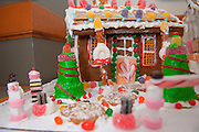 The Baker Food Court is hosting a Gingerbread Competition