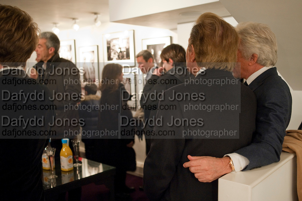 GIANCARLO GIACOMETTI; VALENTINO GARAVANI ,  Anthony Souza: photographs from W.E. (directed by Madonna) and personal works from India. Little Black Gallery. Kensington. London. 13 December 2011.